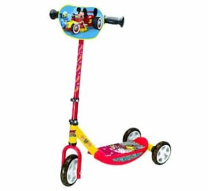 Smoby Mickey Roadster Racer Step